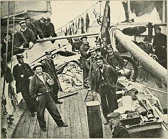 USS Sciota (1861) - Aboard the Sciota
