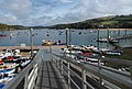 The ramp to the foot ferry at Salcombe - geograph.org.uk - 1507355.jpg