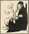 The silent Turk sits smoking his long pipe.jpg