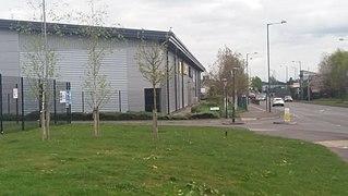 Wednesfield railway station