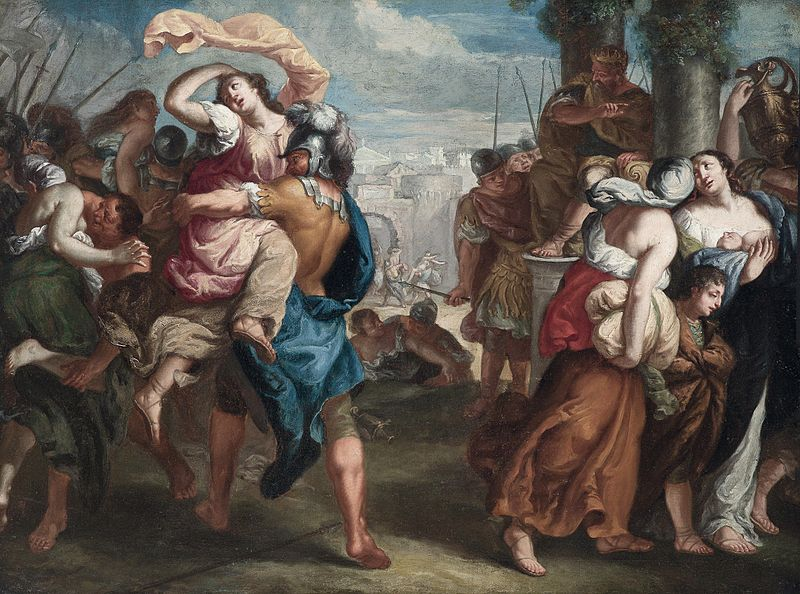 File:Theodoor van Thulden (attr) Rape of the Sabine Women.jpg