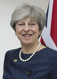 Theresa May Dec 2017