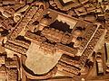 Thermes de Trajan, plan de Rome de Paul Bigot, université de Caen MRSH.JPG