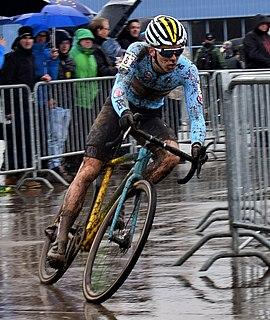 Thibau Nys Belgian cyclist