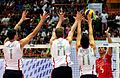 Third match between Iran and The United States national volleyball teams in 2015 FIVB Volleyball World League (1).jpg