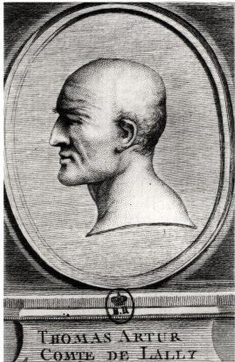 Thomas Arthur, comte de Lally - Lally