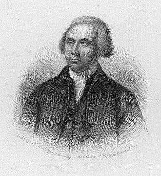 Thomas Nelson Jr. - Engraving by H.B. Hall