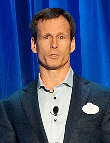 Staggs at the 2011 Disney D23 Expo
