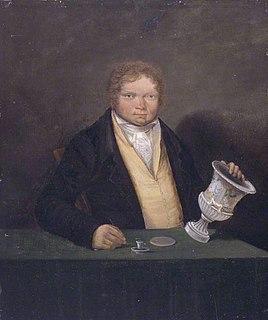 Thomas Pardoe British artist