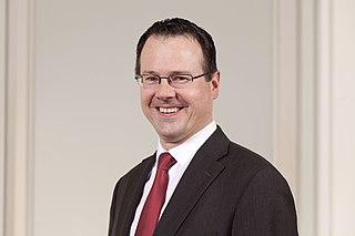 Thomas Zwiefelhofer Liechtenstein politician