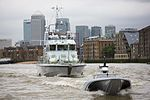 Tidal Thames Trials For Defence's New Maritime Testbed - Mon 5 Sep 2016 MOD 45161909.jpg