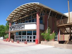 Tingley Coliseum - Wikipedia, the free encyclopedia