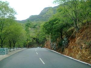 Tirumala ghat roads - Image: Tirupati Ghat