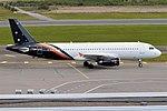 Titan Airways, G-POWM, Airbus A320-232 (28955823906).jpg