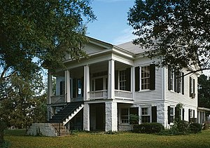 Winnsboro, South Carolina - Tocaland is one of twenty-one sites in Winnsboro listed on the National Register of Historic Places.