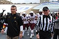 Todd Graham leads team to field at 2014 Sun Bowl.jpg