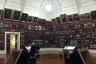 Toitū Otago Settlers Museum - Image: Toitu portrait hall