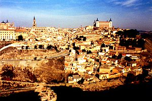 Mozarabic chant -  The city of Toledo