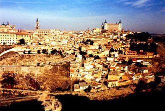 Mozarabic chant -  The city of Toledo