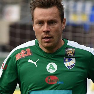 Tommy Wirtanen Finnish footballer