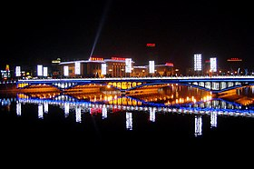 Tong Bridge of zhangjiakou,Nov 13,2009.jpg