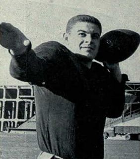 Tony Branoff American football player (1934-2012)
