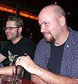 Tony Moore and Jason Aaron.jpg