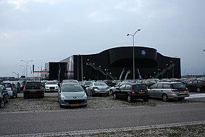 Topsportcentrum (Almere) - Image: Topsportcentrum Almere