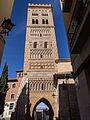 Torre de la Iglesia de San Martín-Teruel - PB161222.jpg