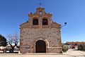 Torre del Burgo, Iglesia, fachada pricipal.jpg