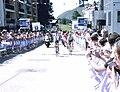 Tour de l'Ain 2009 - étape 3a - arrivée.jpg