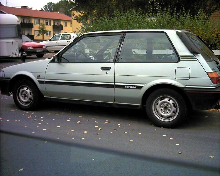 Chevy Prizm Quot Directly Quot A Toyota Sprinter Not Corolla