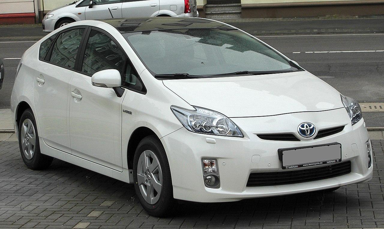 Toyoto Prius V Rental Cars