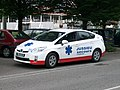 Toyota Prius strasbourg ambulance.JPG
