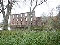 Trøjborg ruin behind trees.jpg