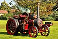 Traction Engine - Bedfordshire Steam & Country Fayre 2015 (21637711331).jpg