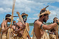 Traditional performers from Futuna island, Vanuatu, February 2013. Photo- Graham Crumb for DFAT (12779060475).jpg