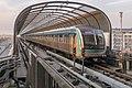 Train leaving Xihongmen Station.JPG