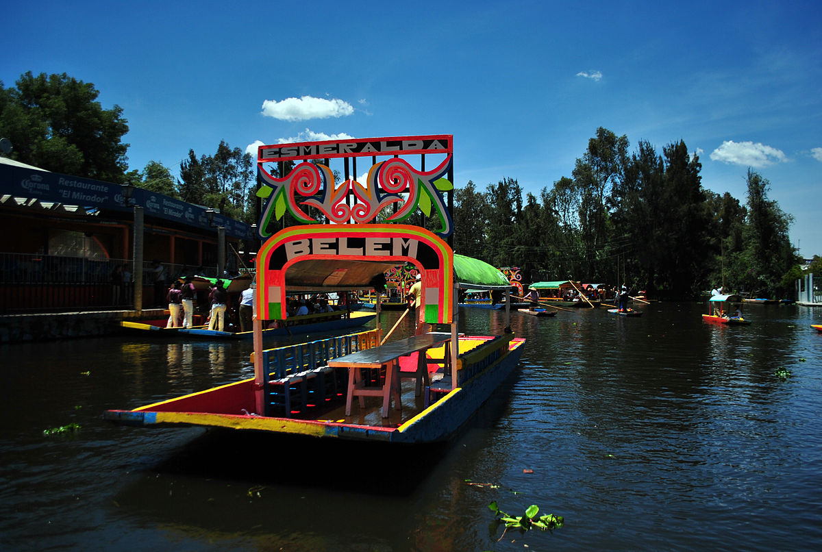 Interior Decoration Xochimilco Wikipedia