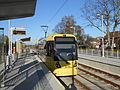 Tram 3086 at Crossacres.jpg