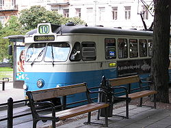 Tram at Vasaplatsen in Göteborg.jpg