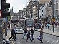 Tram in Princes Street, Edinburgh (geograph 4070020).jpg
