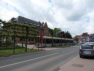 Drogenbos Municipality in Flemish Community, Belgium