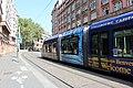 Tramway Ligne D Rue Division Leclerc Strasbourg 1.jpg