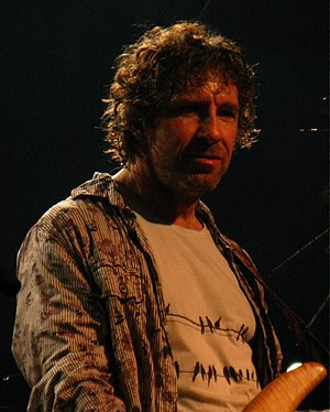 Pete Trewavas - Trewavas on tour with Transatlantic (2010)