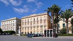 Trapani - Piazza Garibaldi