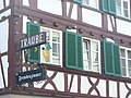 Traube, Fremdenzimmer (The Grapes, Guest Rooms) - geo.hlipp.de - 22982.jpg