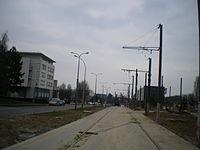 Travaux T6 - Vélizy - Mars 2013 - Entre louvois et europe - Raccordement ateliers (2).JPG