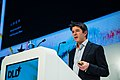 Travis Kalanick at DLD Munich 2015 - Image by Dan Taylor - dan(at)heisenbergmedia(dot)com.jpg