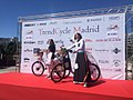 TrendCycle, la pasarela de moda en bicicleta inunda las calles de Madrid (03).jpg